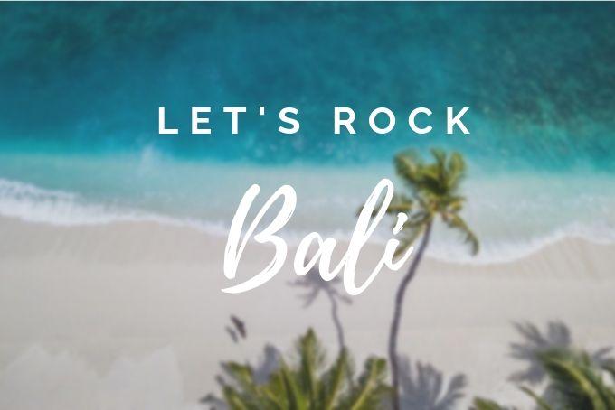 Lets rock Bali rockyourbnb portfolio