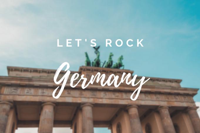 Let's rock germany