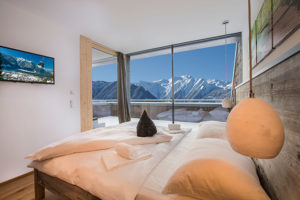 rockyourbnb schlafzimmer kitzbüheler alpen